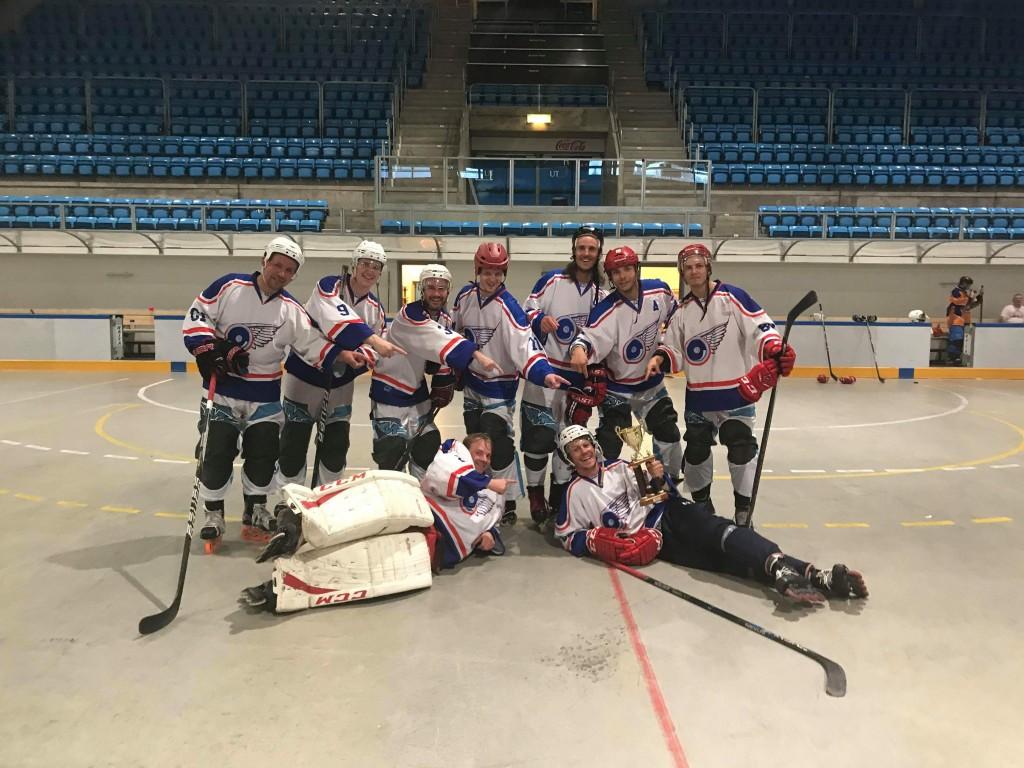 Oslo Inlinehockeyserie 2018